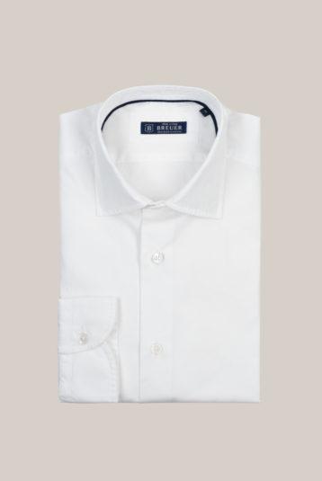 Chemise Beaulieu Coton Egyptien Blanc